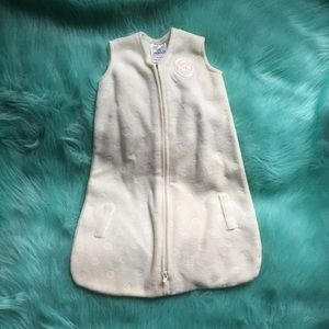 Halo Sleep Sack Newborn Off White